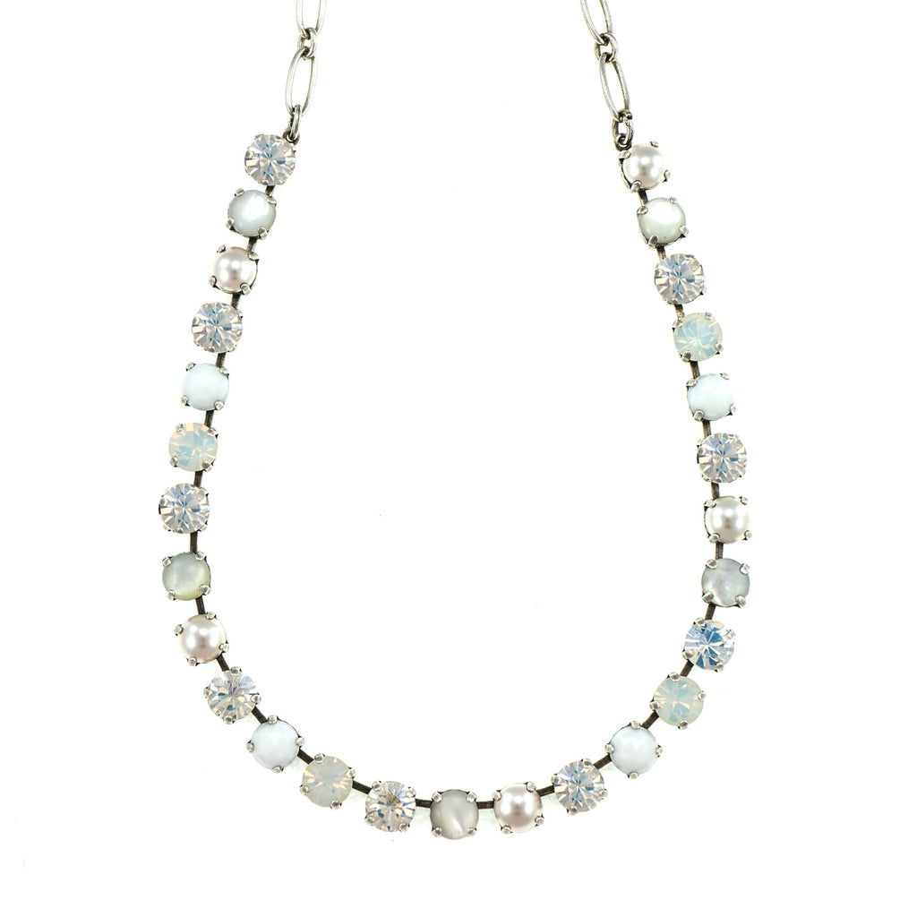 Mariana Silver Plated Necklace | Roxanne's Jewellery | M5087SP