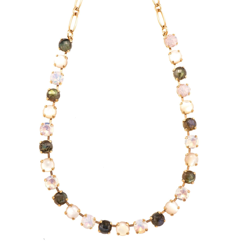 Mariana Rose Gold Plated Necklace | Roxanne's Jewellery | 1006RG