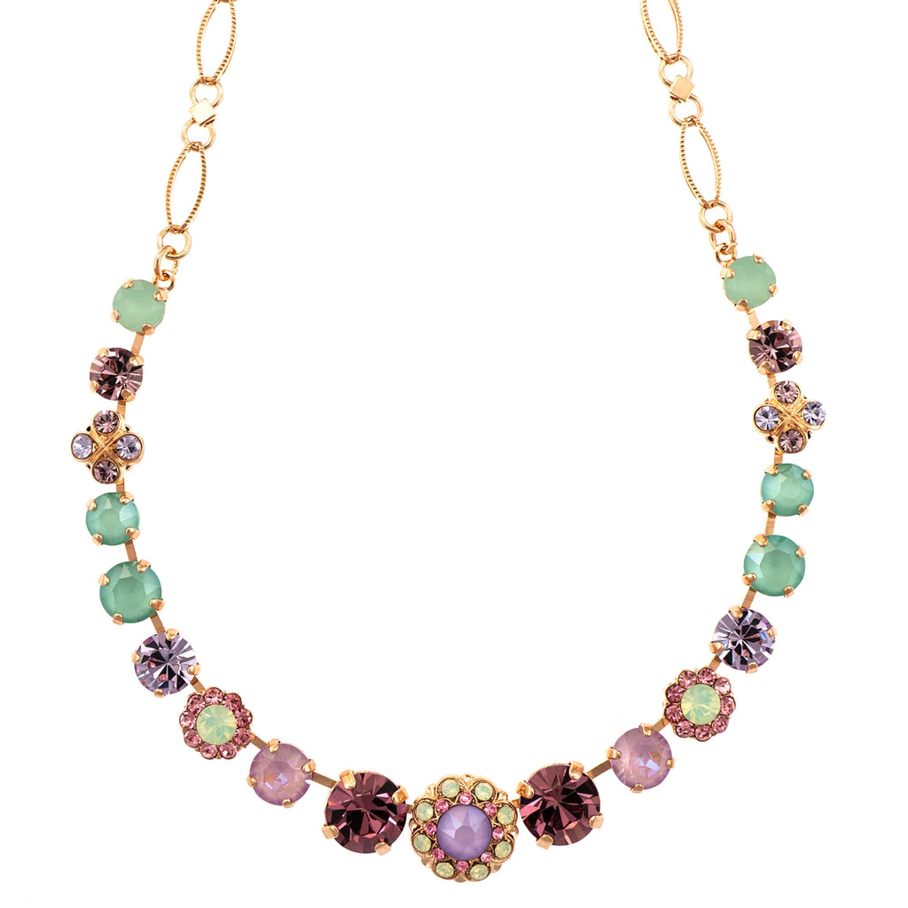 Mariana Rose Gold Plated Necklace | Roxanne's Jewellery | 1910RG