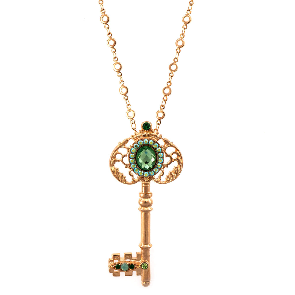 Mariana Rose Gold Plated Pendant Necklace | Roxanne's Jewellery | 2143RG