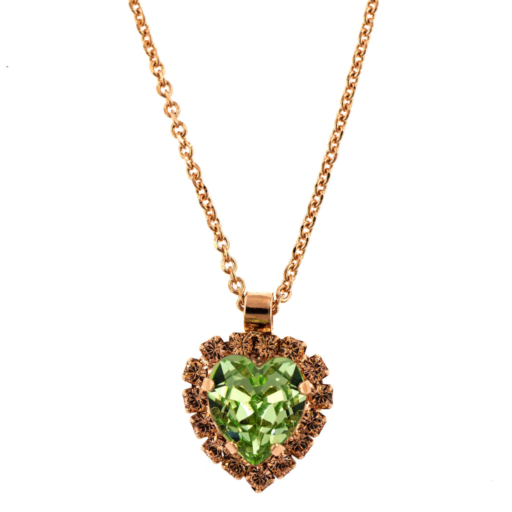 Mariana Rose Gold Plated Pendant Necklace | Roxanne's Jewellery | 1120RG