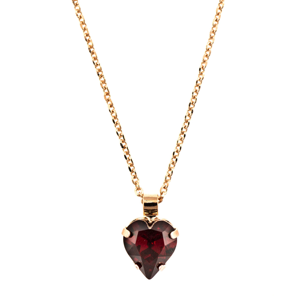 Mariana Rose Gold Plated Pendant Necklace | Roxanne's Jewellery | 208RG