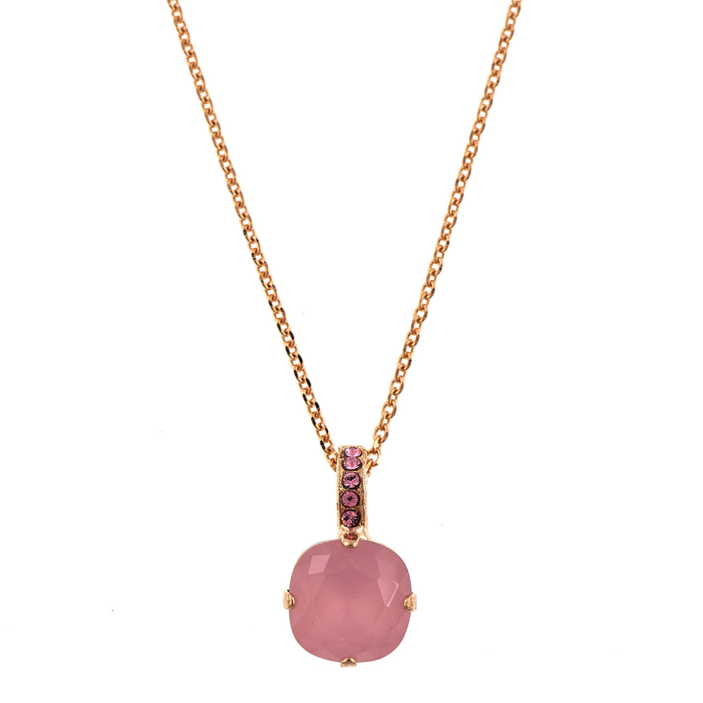 Mariana Rose Gold Plated Pendant Necklace | Roxanne's Jewellery | 223026RG