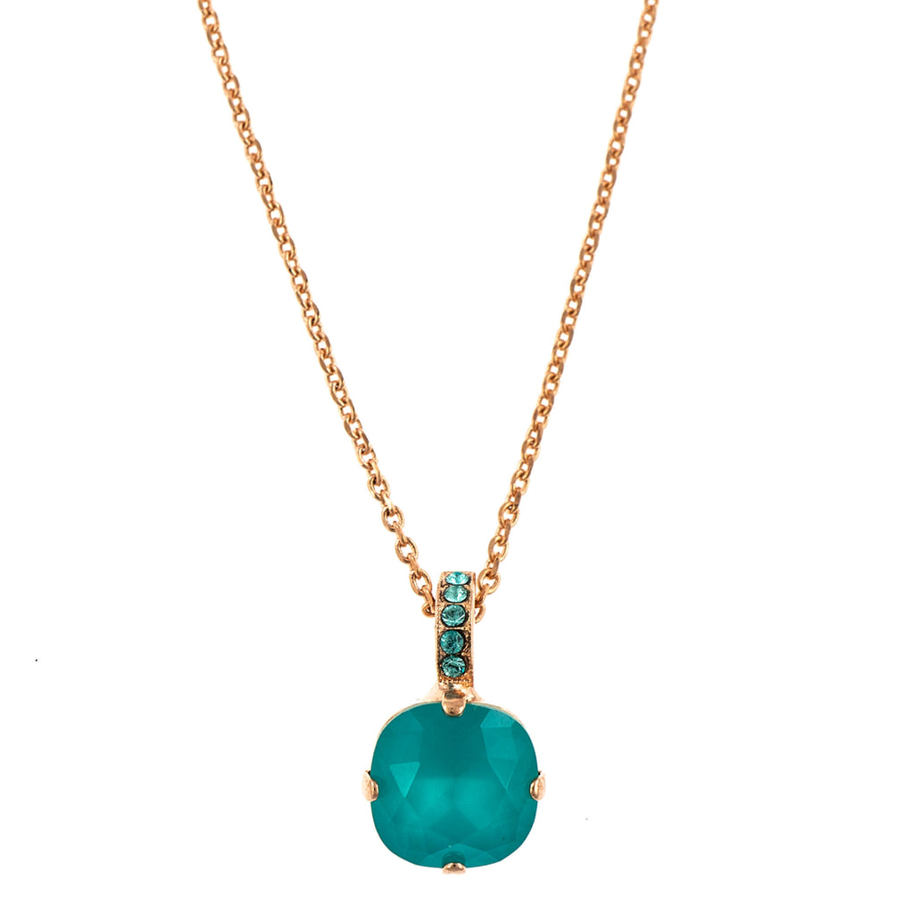 Mariana Rose Gold Plated Pendant Necklace | Roxanne's Jewellery | 263029RG