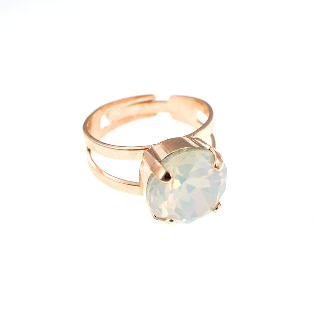Mariana Rose Gold Plated Ring | Roxanne's Jewellery | 234RG