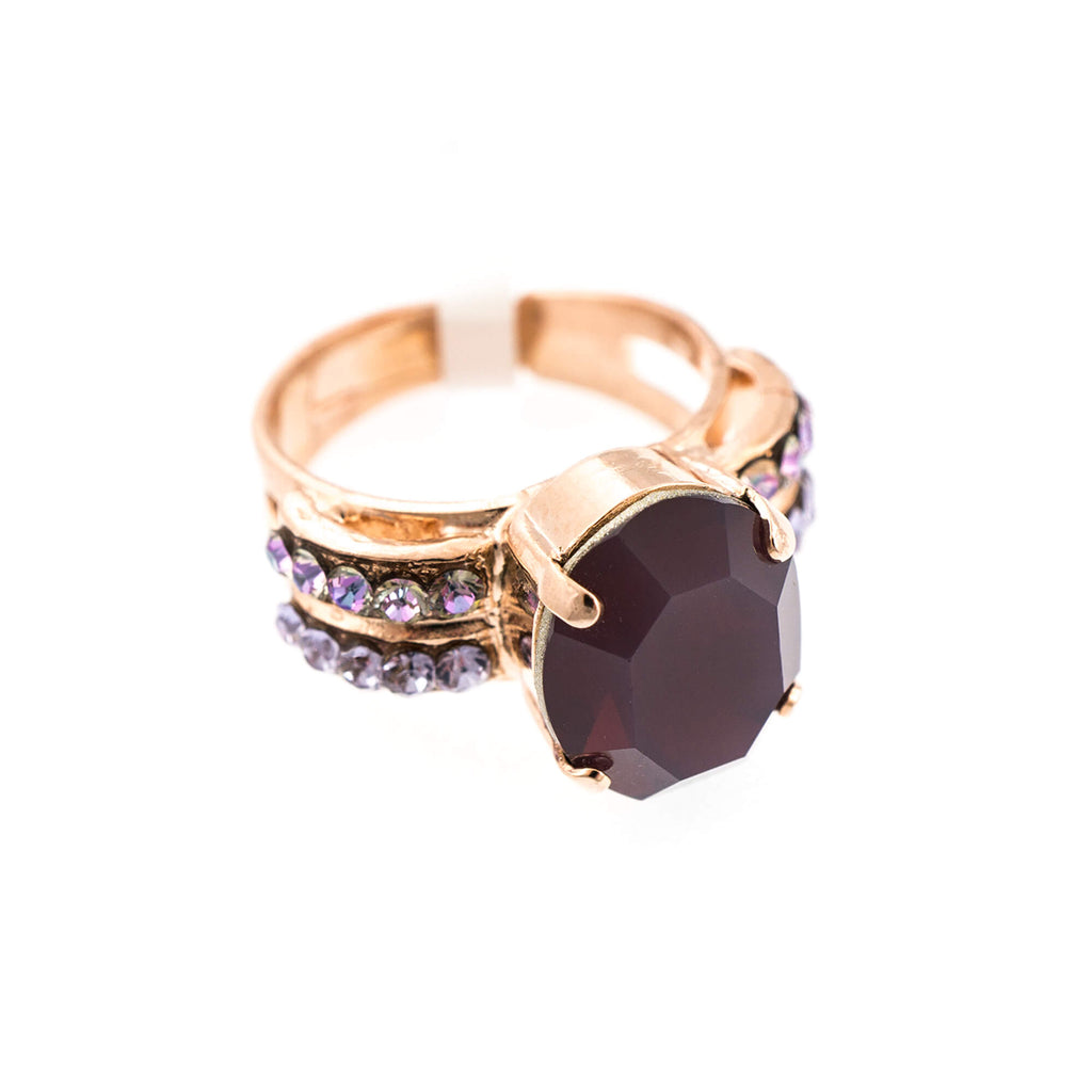 Mariana Rose Gold Plated Ring | Roxanne's Jewellery | 1107RG