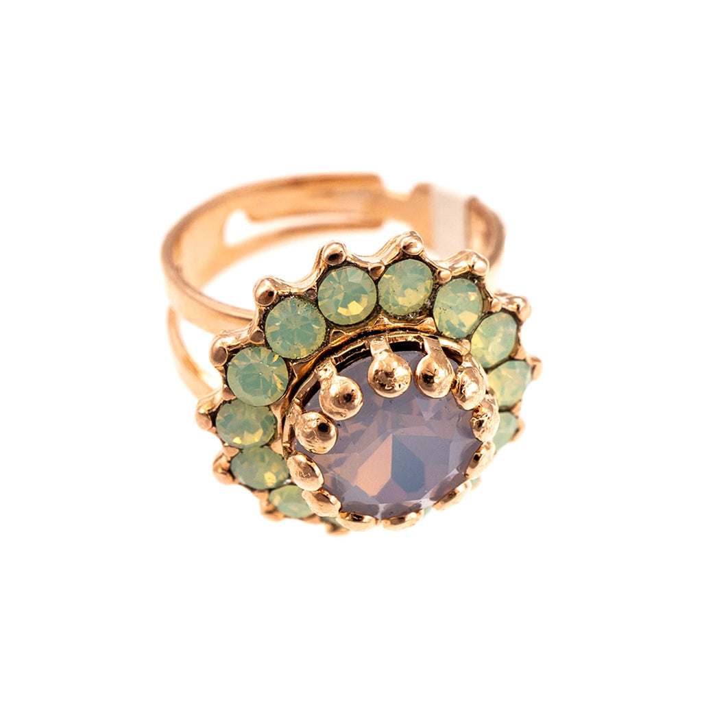 Mariana Rose Gold Plated Ring | Roxanne's Jewellery | 1910RG