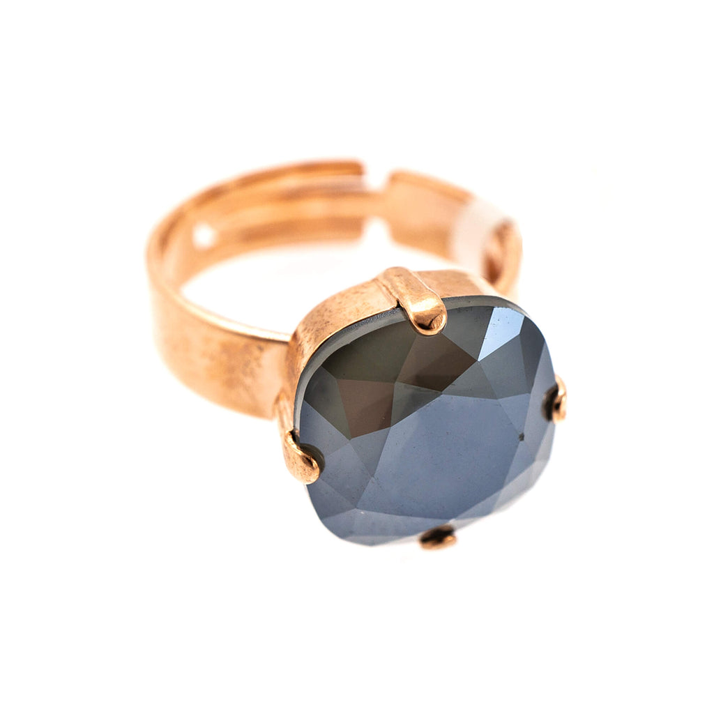 Mariana Rose Gold Plated Ring | Roxanne's Jewellery | 254RG