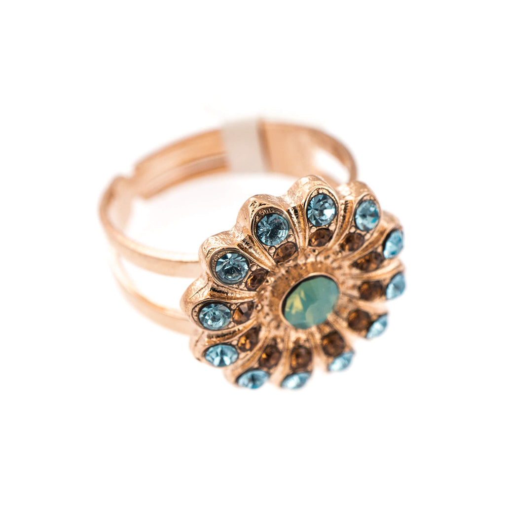 Mariana Rose Gold Plated Ring | Roxanne's Jewellery | 1329RG