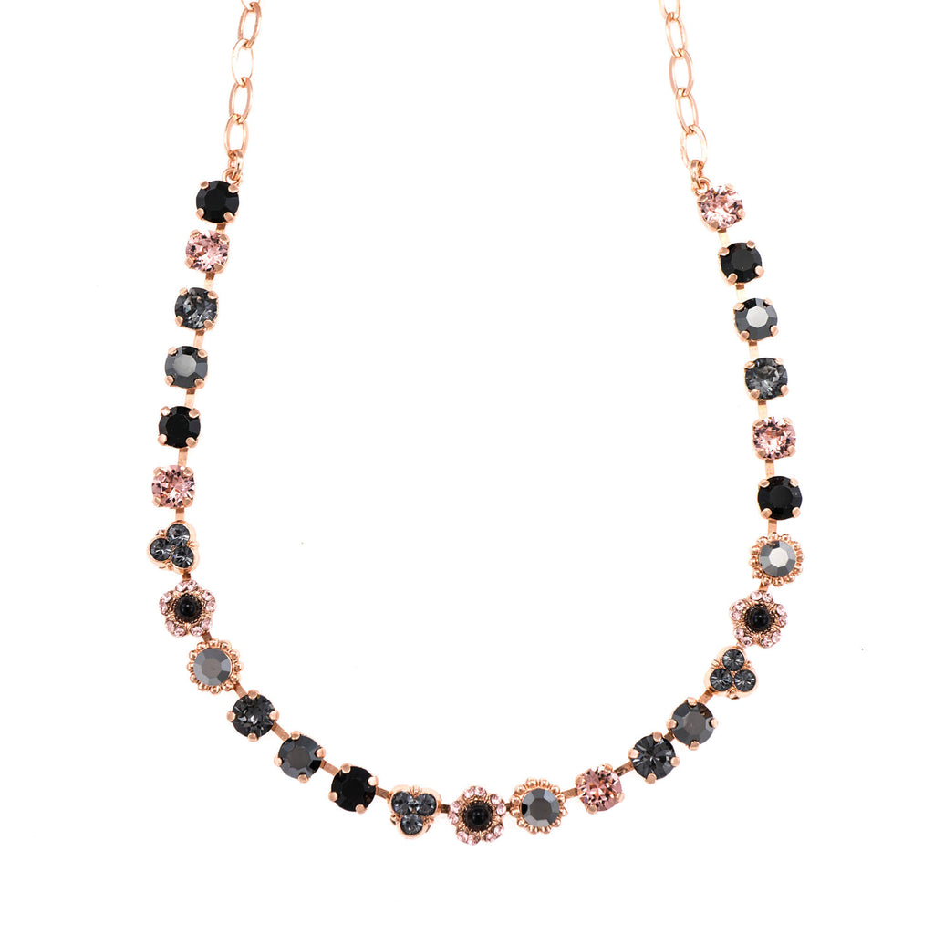 Mariana Rose Gold Plated Necklace | Roxanne's Jewellery | 1073RG