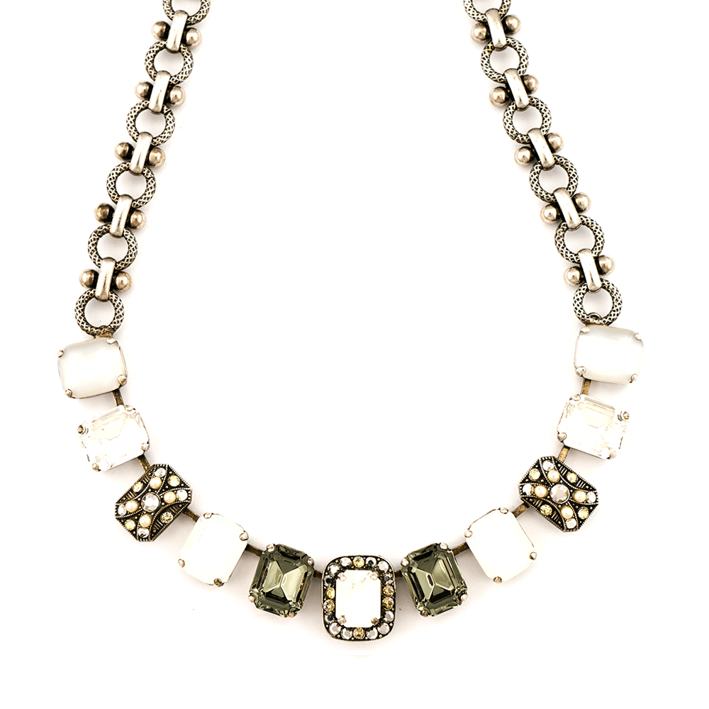 Mariana Silver Plated Necklace | Roxanne's Jewellery | 1006SP