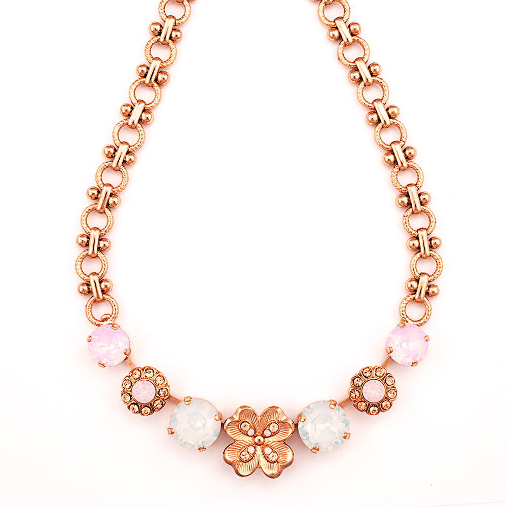 Mariana Rose Gold Plated Necklace | Roxanne's Jewellery | 2333RG