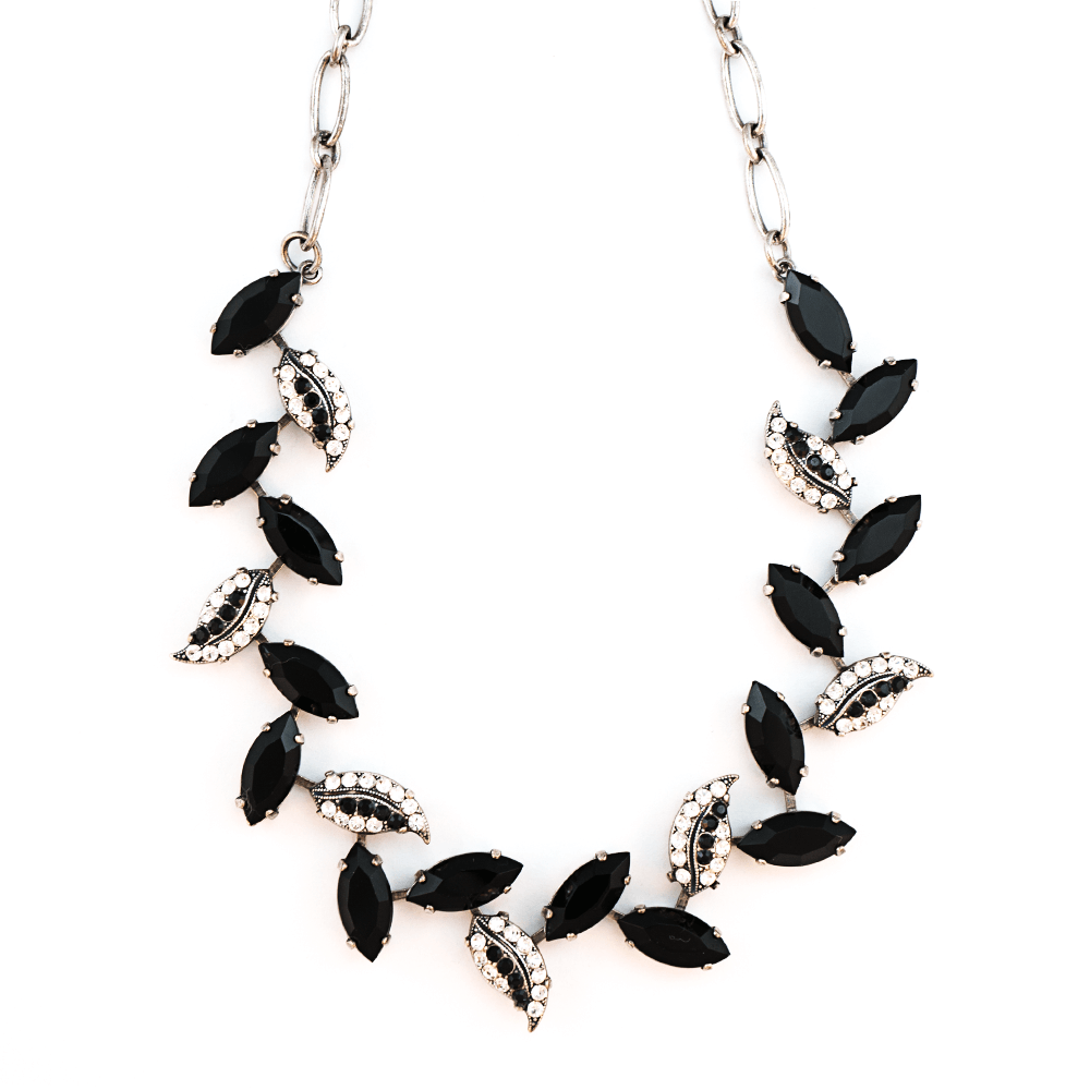 Mariana Silver Plated Necklace | Roxanne's Jewellery | 280-1SP