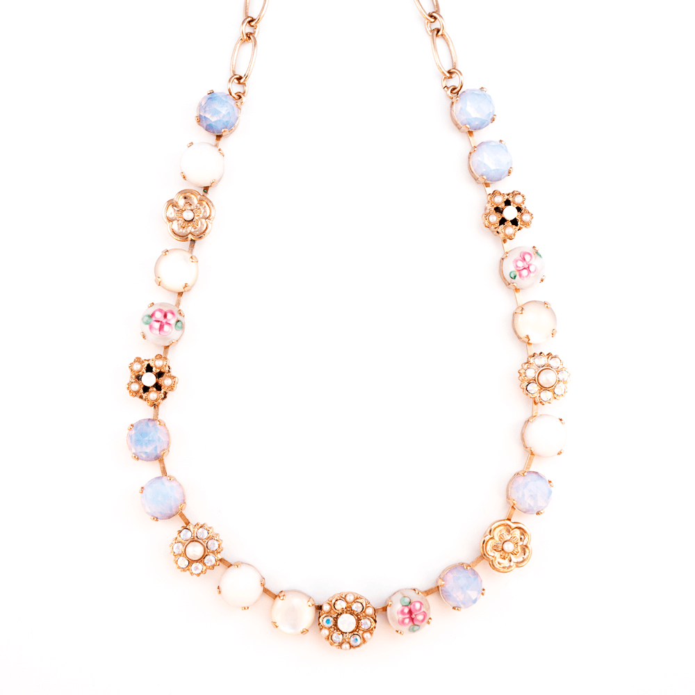 Mariana Rose Gold Plated Necklace | Roxanne's Jewellery | M1201RG