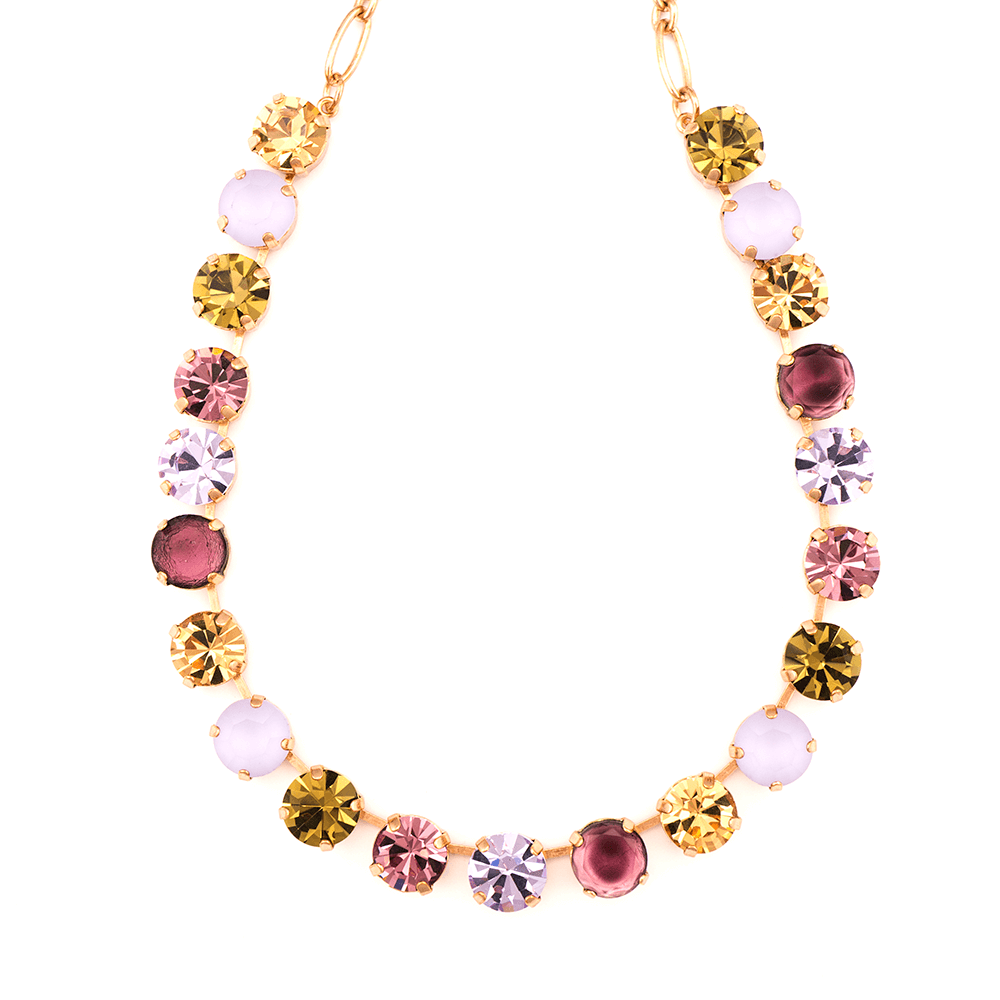 Mariana Rose Gold Plated Necklace | Roxanne's Jewellery | 1021RG
