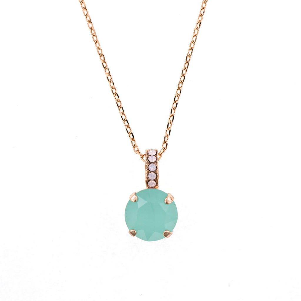 Mariana Rose Gold Plated Pendant Necklace | Roxanne's Jewellery | 1067RG