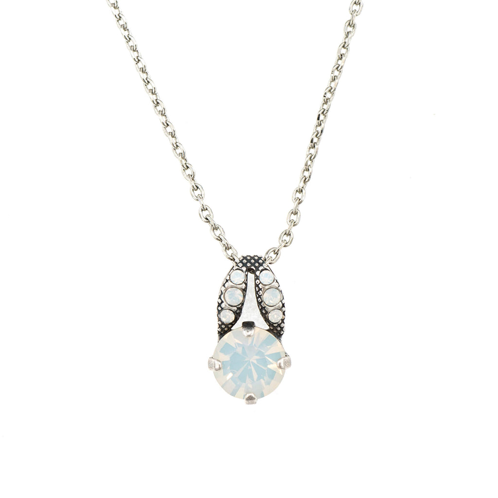 Mariana Silver Plated Pendant Necklace | Roxanne's Jewellery | 234234SP