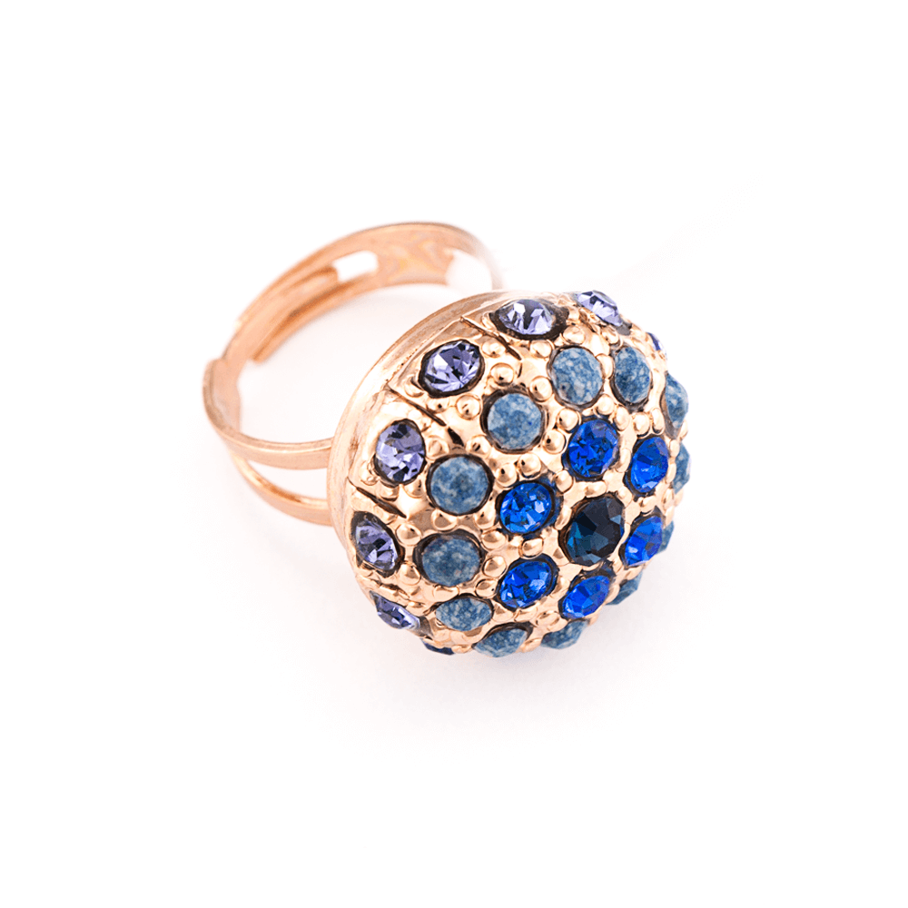 Mariana Rose Gold Plated Ring | Roxanne's Jewellery | 1026RG