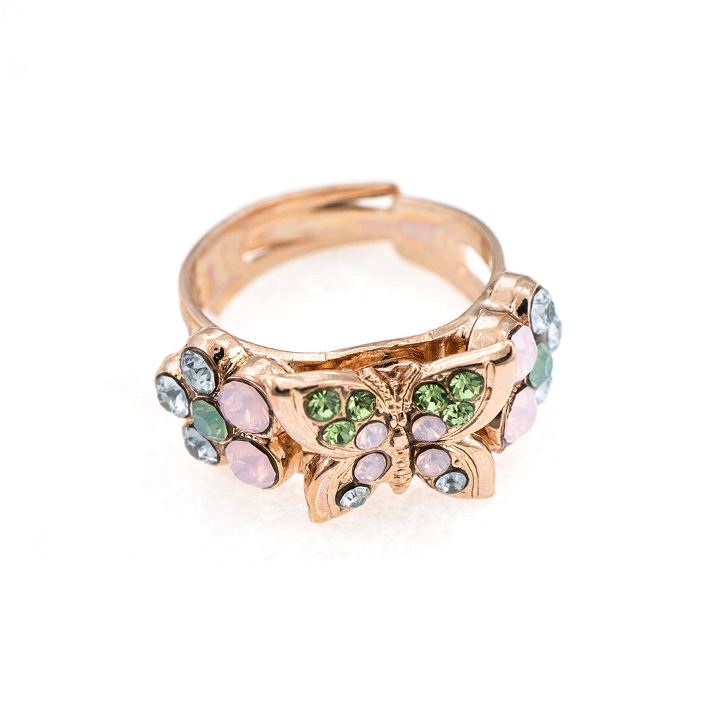 Mariana Rose Gold Plated Ring | Roxanne's Jewellery | 1028RG