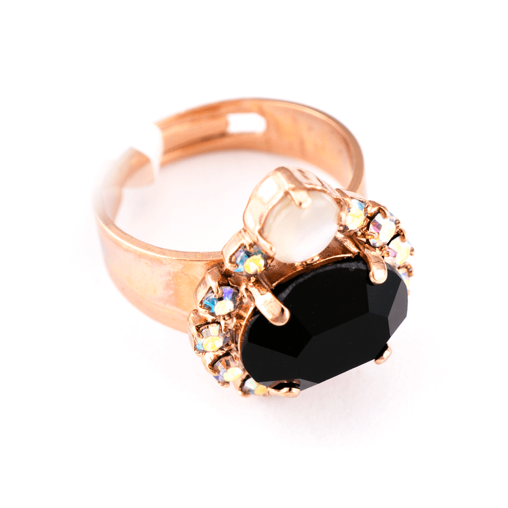 Mariana Rose Gold Plated Ring | Roxanne's Jewellery | M87280RG