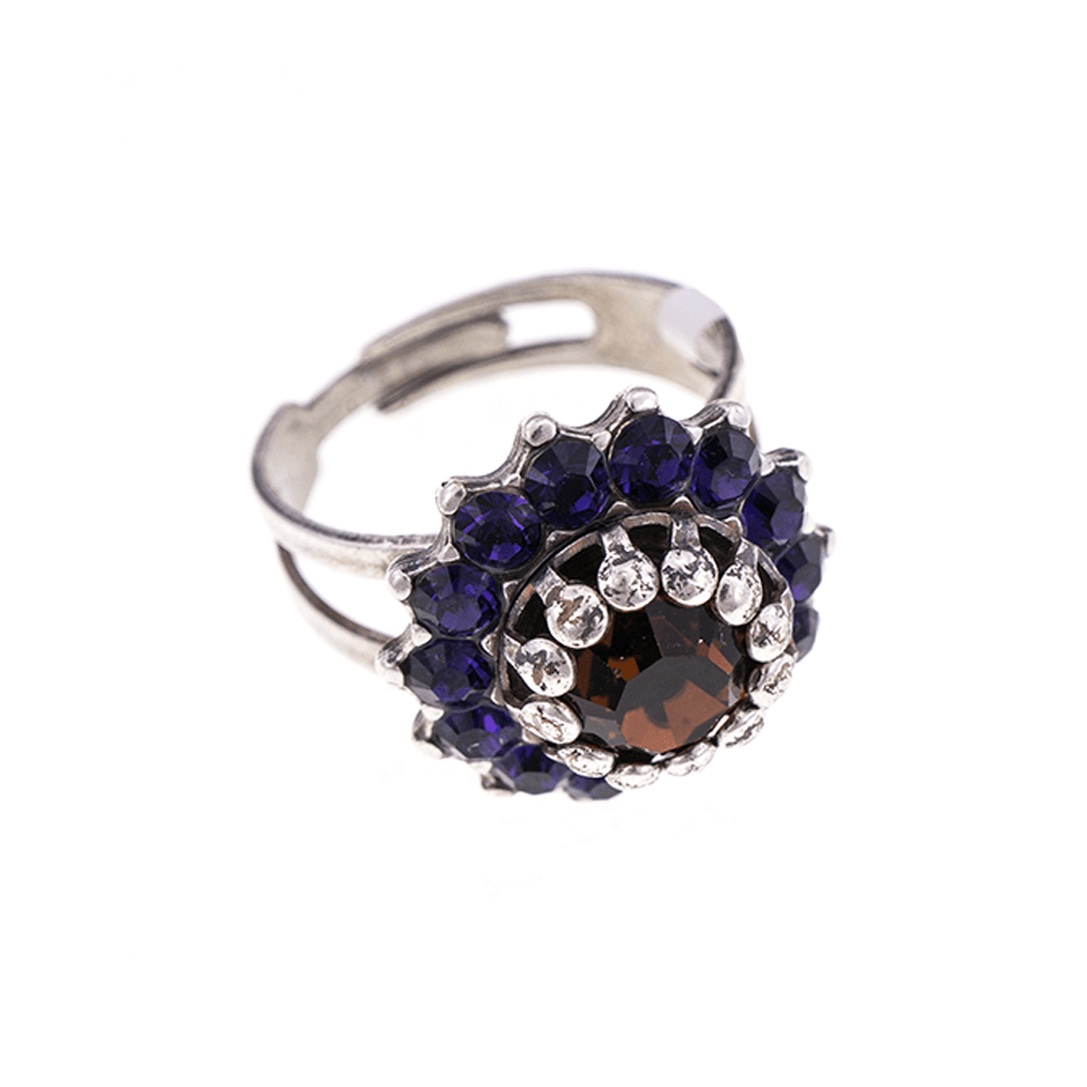Mariana Silver Plated Ring | Roxanne's Jewellery | 1030SP