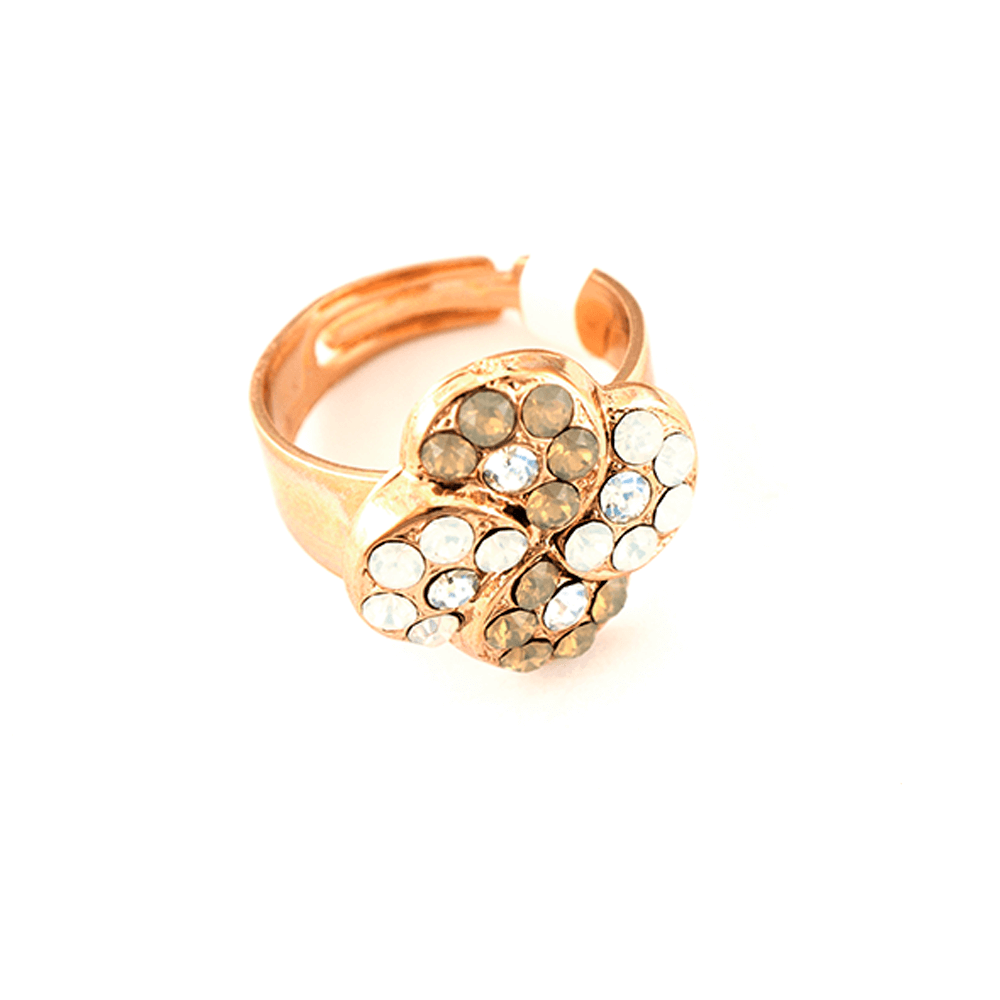 Mariana Rose Gold Plated Ring | Roxanne's Jewellery | 1049RG