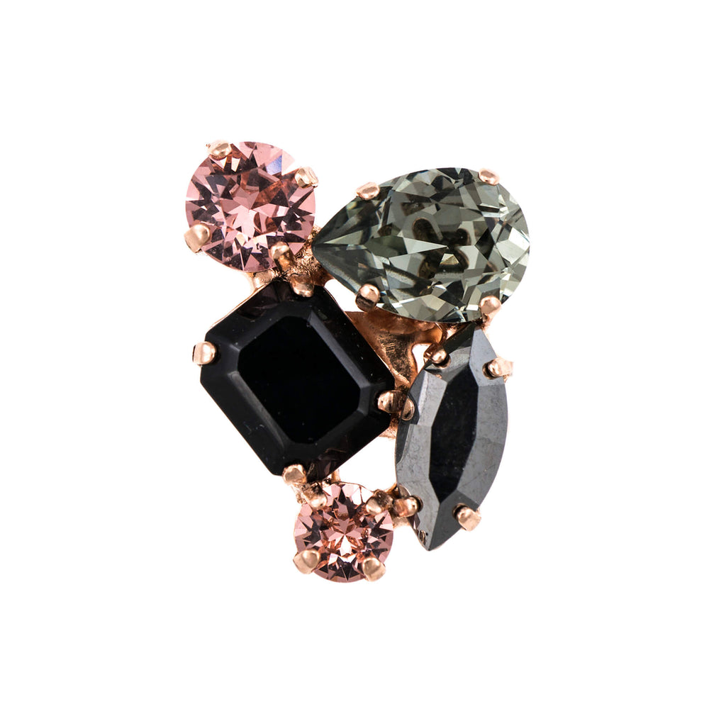 Mariana Rose Gold Plated Ring | Roxanne's Jewellery | 1073RG
