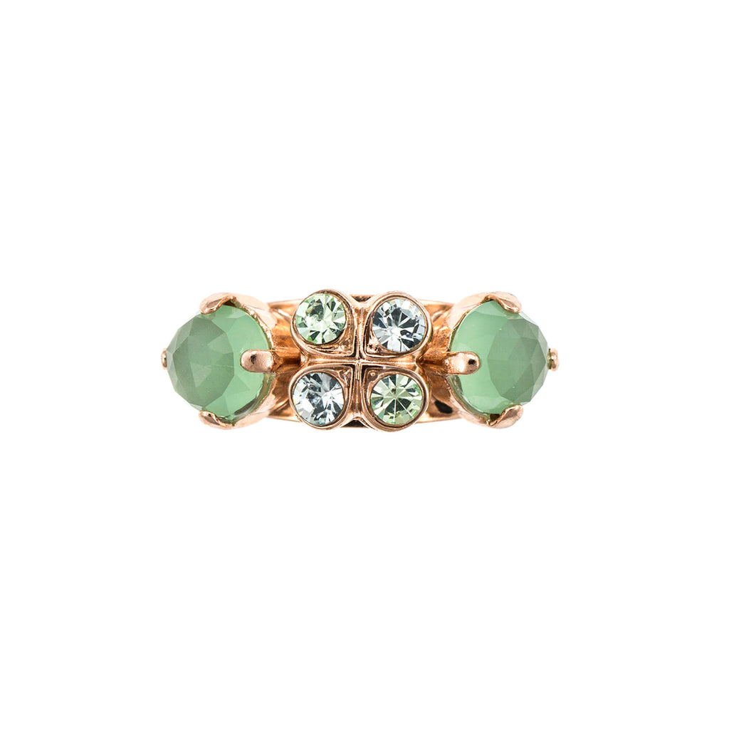 Mojito Collection Rose Gold Plated Ring-7535-M1065RG