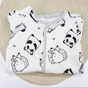 Lovely Animal Printed Baby Jumpsuit