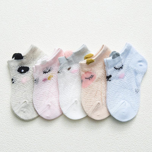 Baby / Toddler Cute Cartoon Design Socks