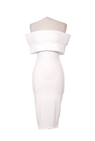 Lolita Strapless Bodycon
