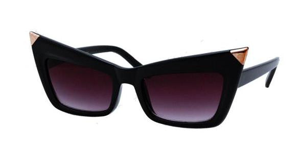 Kitt Cat-Eye Sunglasses