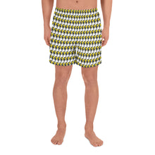 Load image into Gallery viewer, Big Taco Cat - Men's Athletic Long Shorts