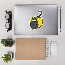 Load image into Gallery viewer, Big Taco Cat - Sticker