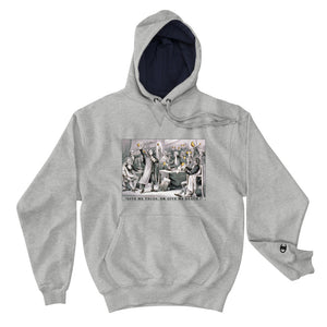 Give Me Tacos, Or Give Me Death - Mens Champion Hoodie