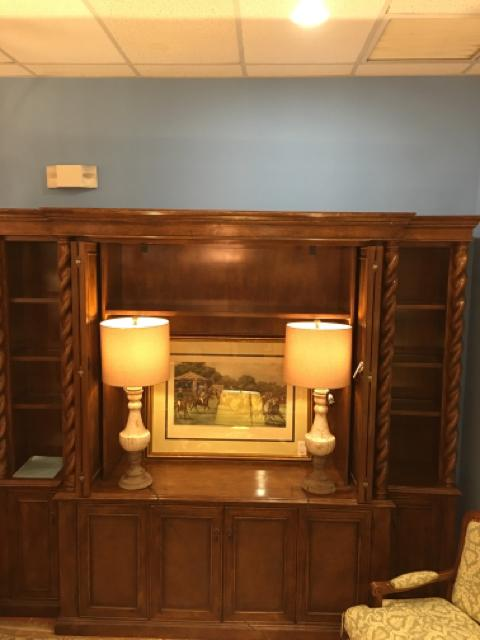 3 PIECE WALL UNIT,Consign & Design,Wall Unit,WELLINGTON- Consign & Design Consignment Store South FL