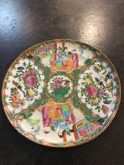 ASIAN PLATE ROUND,Consign & Design,Misc.Table Top,PGA- Consign & Design Consignment Store South FL