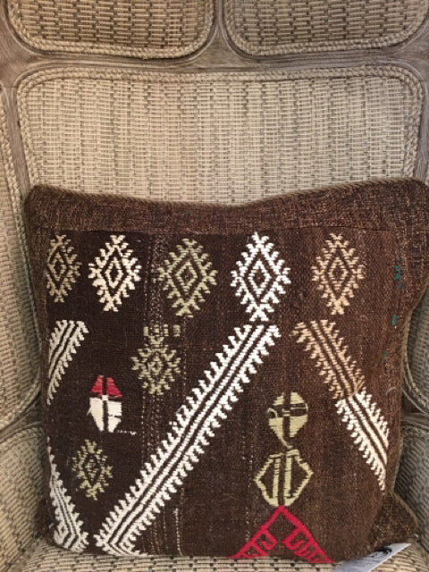 PILLOW AZTEC DESIGN