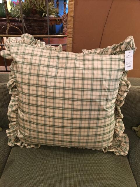 PILLOW,Consign & Design,Pillow,Recently Reduced, WELLINGTON- Consign & Design Consignment Store South FL