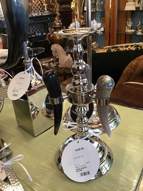 Candle Holder,Consign & Design,Home Decor Gifts,WELLINGTON- Consign & Design Consignment Store South FL