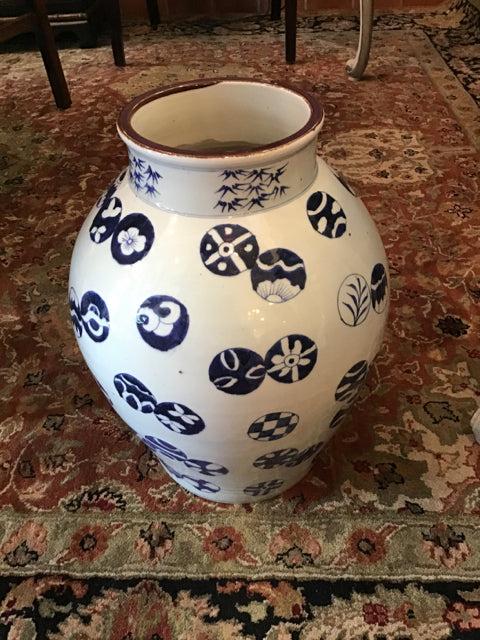 Vintage Japanese Jar,Consign & Design,Home Accessories,WELLINGTON- Consign & Design Consignment Store South FL