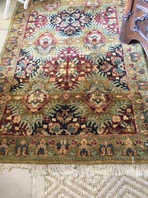 RUNNER RUG 4' x 12',Consign & Design,Runner Rug,clearance, PGA- Consign & Design Consignment Store South FL