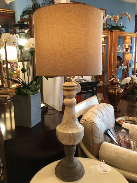 Table Lamp Ceramic,Consign & Design,Table Lamp,Lighting, WELLINGTON- Consign & Design Consignment Store South FL