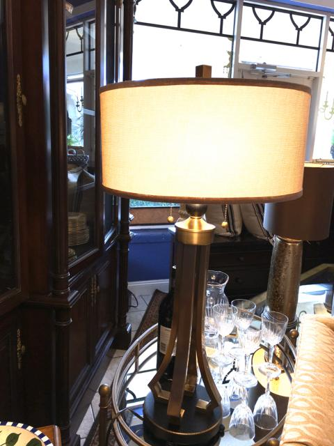 UttermostTable Lamp,Uttermost,Table Lamp,Lighting, Uttermost, WELLINGTON- Consign & Design Consignment Store South FL