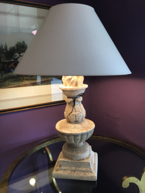 TABLE LAMP STONE