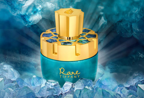 RARE TIFFANY, Extraordinaire..with sweet notes of caramel and a mysterious and subtle floral sillage