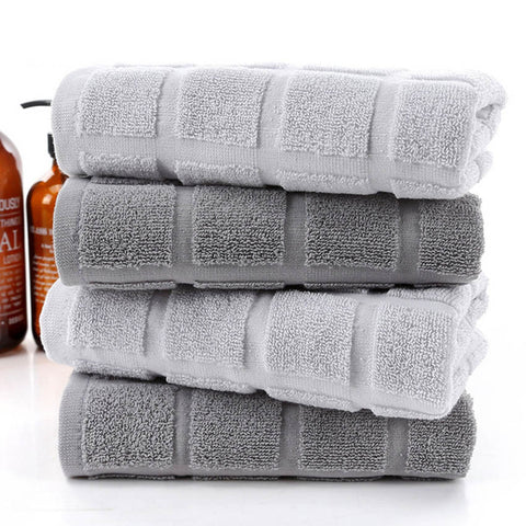 Towels Cotton Thick Face Home Spa Yoga Beach Sport