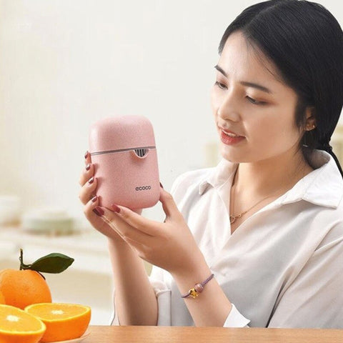 Multi-Function Wheat Straw Portable Juicer Dual-use Manual.