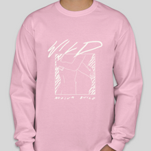 Load image into Gallery viewer, Wild Long Sleeve Tee (Pre-Order)