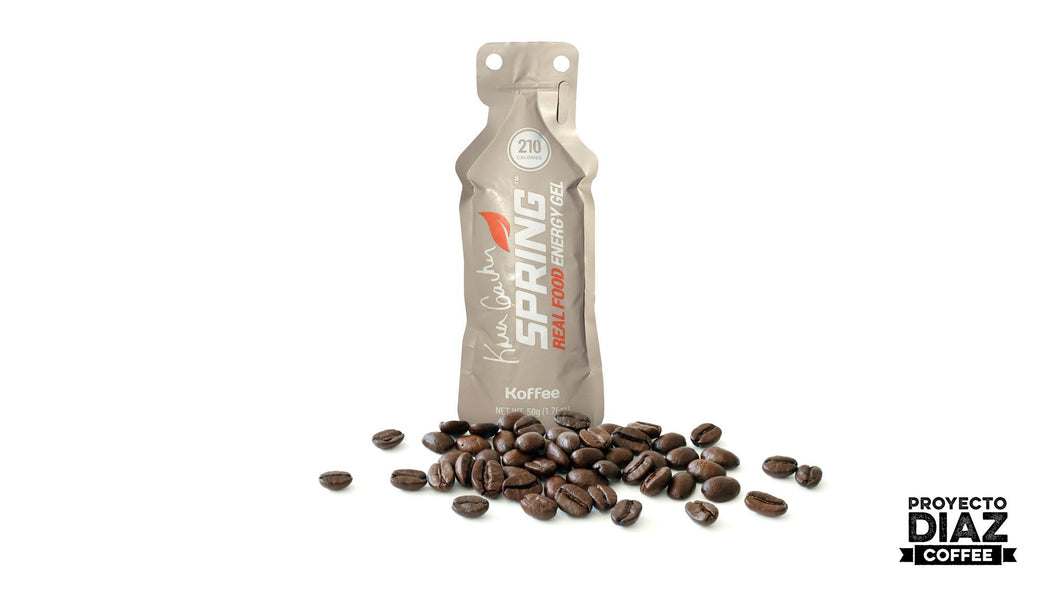 Koffee- Energy with Coffee Kick (Vegan)- 210 Kcal (10-15mg caffeine)